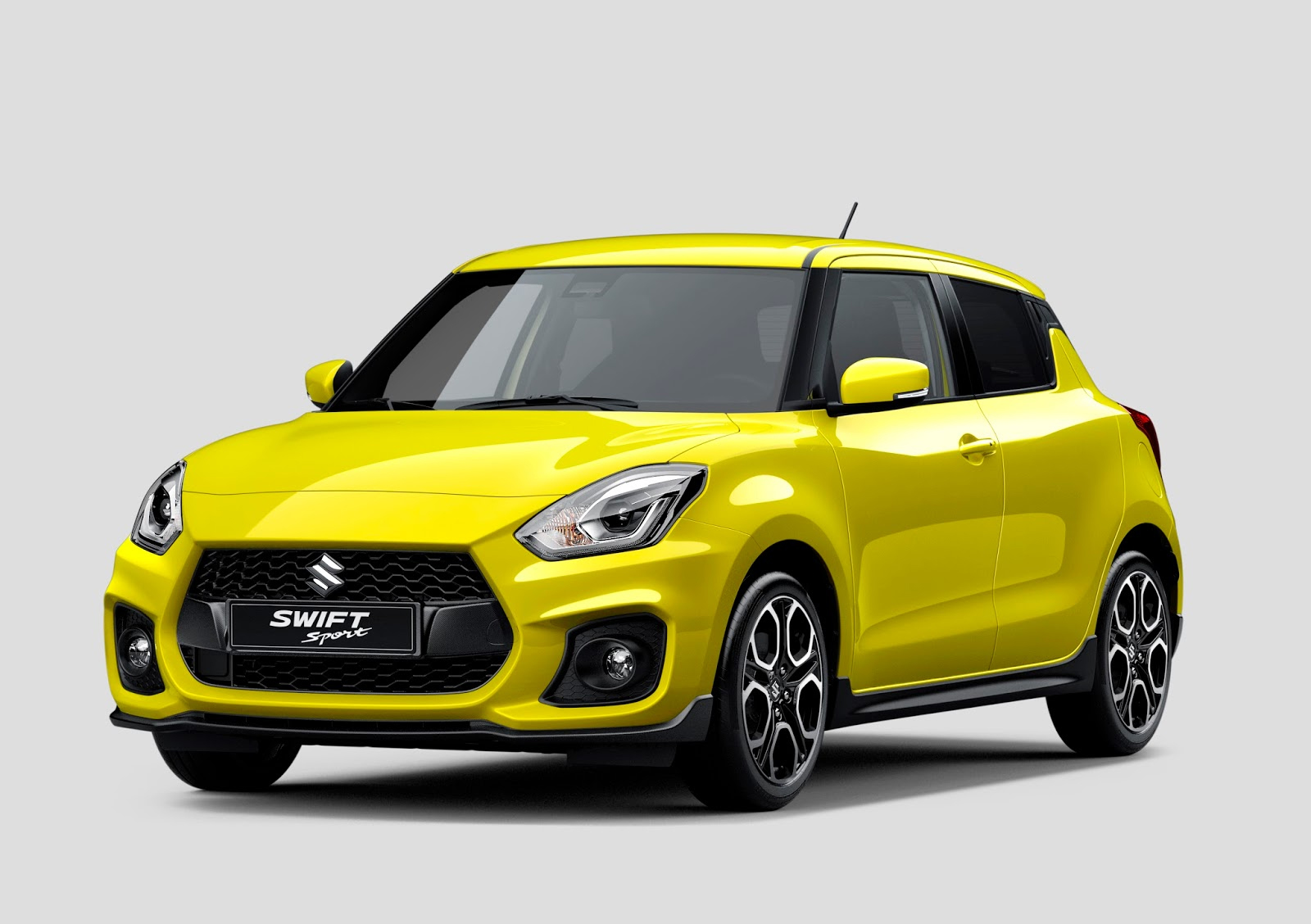 Próximo lanzamiento del Suzuki Swift Sport